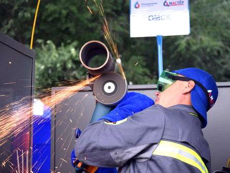 В конкурсе профмастерства на полигоне «Росводоканал Омск» принимают участие специалисты водоканалов Санкт-Петербурга и Казахстана