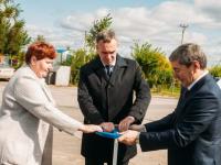 Микрорайон Утешево в Тюмени подключили к системе городского водоснабжения