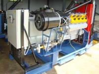 Газопоршневые установки (ГПУ) с системой когенерации обеспечивают электроэнергией комплекс очистных сооружений