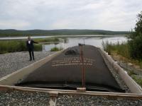 Для утилизации шлама  очистных сооружений Екатеринбурга начали применять гигантские мембранные мешки