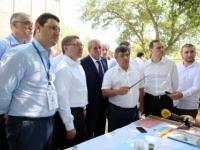 В Дагестане реализуют проект «Расширение и реконструкция (II очередь) канализации в г. Махачкале»