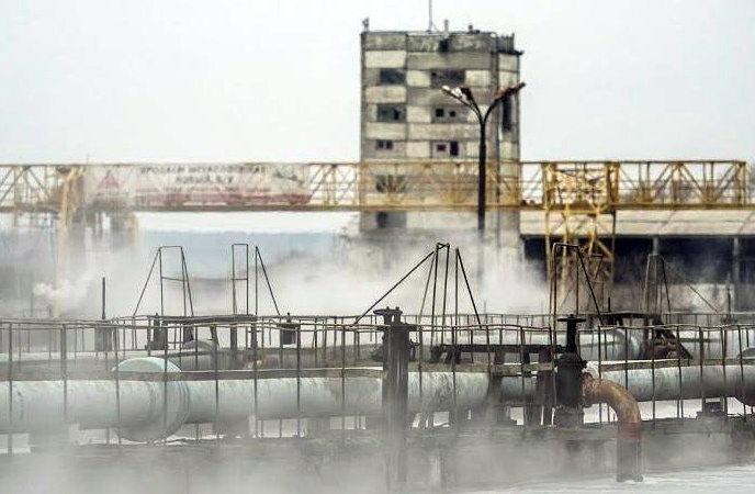 В Казани биологические очистные сооружения канализации укрыли защитными колпаками