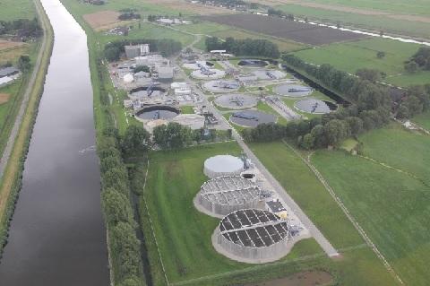 В Великобритании строится крупнейшая в Европе станция очистки сточных вод на основе технологии Nereda
