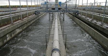 В городе Почеп Брянской области построят очистные сооружения канализации