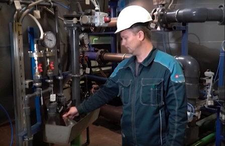 На Барнаульской ТЭЦ-3 СГК реконструирован химический цех