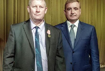 Губернатор Тульской области вручил медали специалистам Центрального филиала «Квадры»