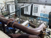 Новые водоочистные сооружения в Медвежьегорске запущены в тестовом режиме
