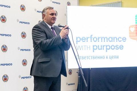 Компания PepsiCo ввела на Рубцовском молочном заводе локальные очистные сооружения