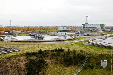 В Санкт-Петербурге выводят на рабочий режим завод по сжиганию осадка сточных вод на Юго-Западных очистных
