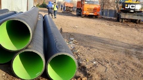 В Барнауле началась реконструкция канализационного коллектора №18 стоимостью 170 млн. руб.