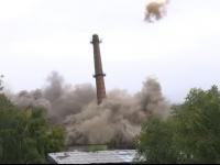 В Красноярске устанавливают высотные эффективные трубы на котельных