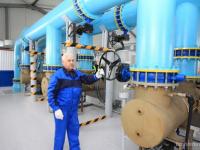 В Октябрьском РБ ввели новую систему водоснабжения стоимостью 1,8 млрд. руб.