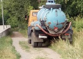 Осенью в Перми активизировались предприниматели, нелегально вывозящие жидкие бытовые отходы