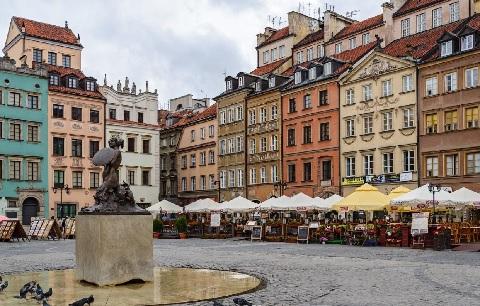 В Варшаве потребление воды снизилось до менее 100 литров на человека в сутки
