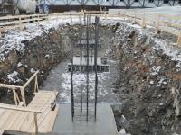 В Екатеринбурге началось строительство цеха сушки осадка сточных вод