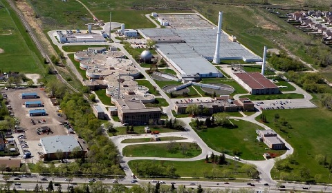 В канадском Виннипеге реконструируют очистные сооружения канализации за 1,4 млрд. долларов
