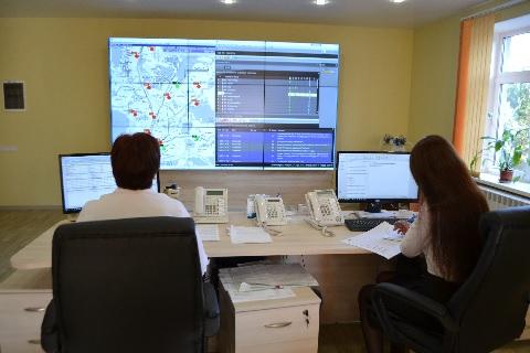 В ГП «Калугаоблводоканал» открылась обновленная центрально-диспетчерская служба
