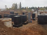«РКС НОВОГОР-Прикамье» реализует в Новых Лядах проекты экологической реабилитации объектов ВКХ