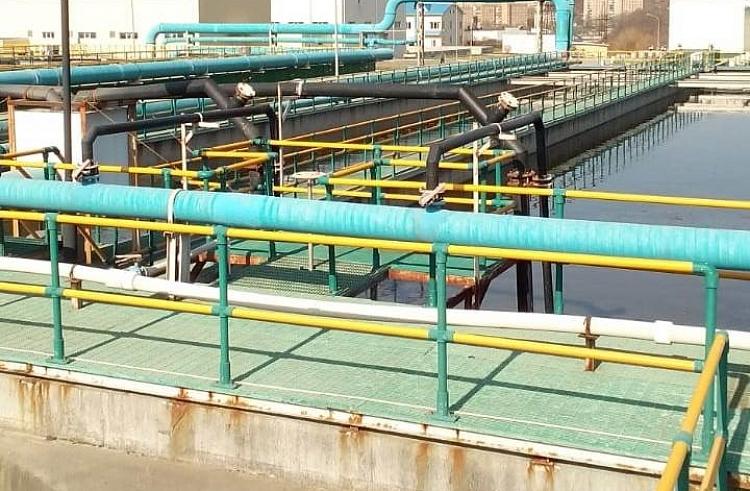 Во Владивостоке скорректирована работа центральных очистных сооружений канализации