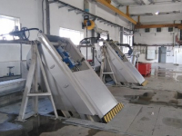 В Барнауле завершена модернизация песколовок и здания решеток на очистных сооружениях канализации №2