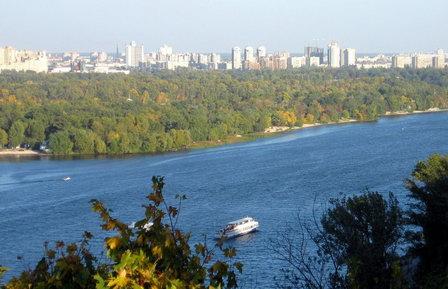 Россию призывают перенаправить часть днепровского водосбора на Крымский полуостров