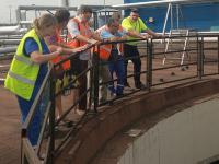 На пивоваренном заводе «Балтика-Хабаровск» завершена модернизация биологических очистных сооружений