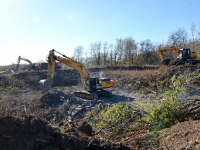 В г. Аксае Ростовской области началось строительство очистных сооружений канализации