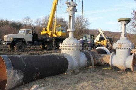 Авария на магистральном водоводе Троицкого группового водопровода оставила без воды 400 тысяч жителей Краснодарского края