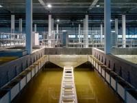 В Краснооктябрьском районе Волгограда завершаются пусконаладочные работы на новом компексе водоочистки