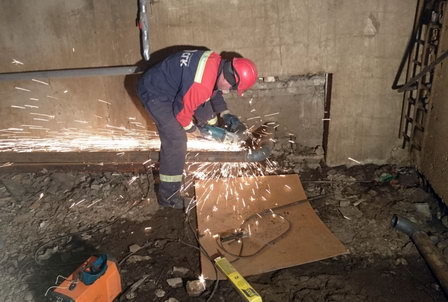 В Новокузнецке энергетики СГК проводят зимние профилактические работы на теплосетях