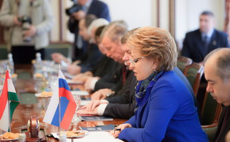 Спикер Совета Федерации Валентина Матвиенко заявила о неконституционности законопроекта о ликвидации ГУПов