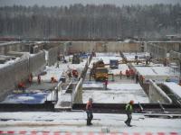 «Водоканал» Иваново ведёт реконструкцию узла биологической очистки сточных вод.