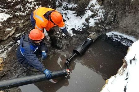 Специалисты «Горводоканала РКС Пенза» внедрили в технологию ремонта «Трубный разрушитель ТР-2-80»