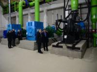 Реконструированная Главная насосная станция канализации № 2 Костромы позволит существенно сократить затраты водоканала