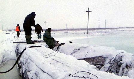 В приполярной Воркуте (Коми) подыскивают водоканалу инвестора под угрозой разморозки сетей