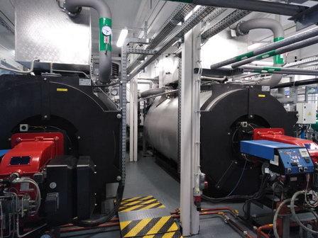В Пермском управлении АО «Транснефть — Прикамье» внедрили энергоэффективную котельную собственной разработки