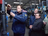 В подмосковном Наро-Фоминске введена станция обезжелезивания и ультрафиолетового обеззараживания воды
