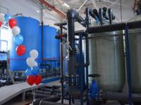 В новосибирском селе Верх-Тула запущен комплекс очистных водопроводных сооружений стоимостью 98 млн. руб.