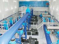 На ВЗУ Красногорского округа Подмосковья снижают концентрацию железа в питьевой воде