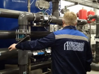В подмосковном поселке Малаховка построили автоматическую станцию обезжелезивания