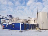 В Самарской области на молочном заводе «Самаралакто» запущены локальные очистные сооружения