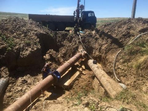 На сетях водоснабжения «Таманского группового водопровода» сократилось количество повреждений