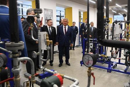 В Казани открылся Центр инженерных систем Danfoss для подготовки специалистов в сфере ЖКХ