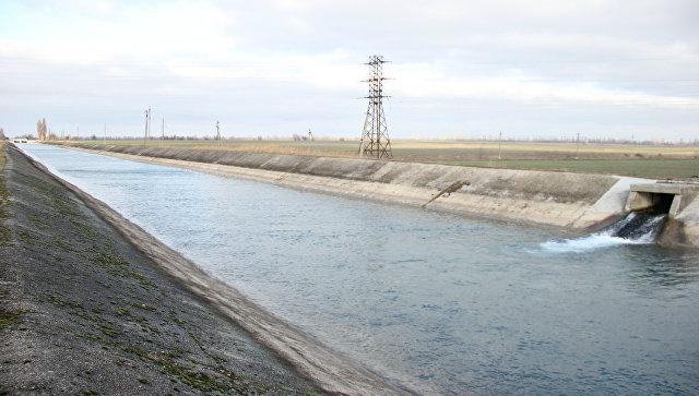 Инвестпроект первого этапа строительства и реконструкции объектов Северо-Крымского канала представят общественности