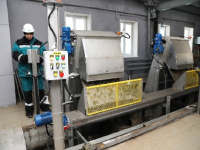На очистных сооружениях ООО «СИБУР Тольятти» завершена реконструкция цеха механической очистки