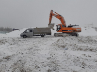 В Саратове началось строительство новой канализационной насосной станции в пос. Зональный