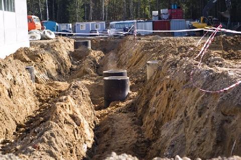 В Костроме построена новая сеть канализации