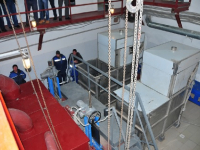 Первая очередь очистных сооружений канализации г. Вольска войдет в строй весной этого года