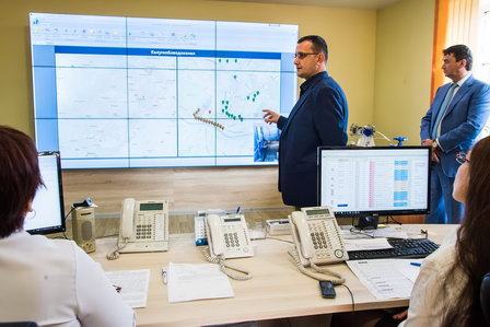 Объекты водоснабжения ГП «Калугаоблводоканал» обеспечили защищенной связью для передачи данных