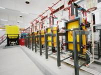 Тюменский водоканал ввёл автоматизированную систему дозирования реагентов на Метелевской водоочистной станции